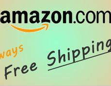 Amazon free shipping total from $25, to $35, now need on orders over $49 just can get free shipping....